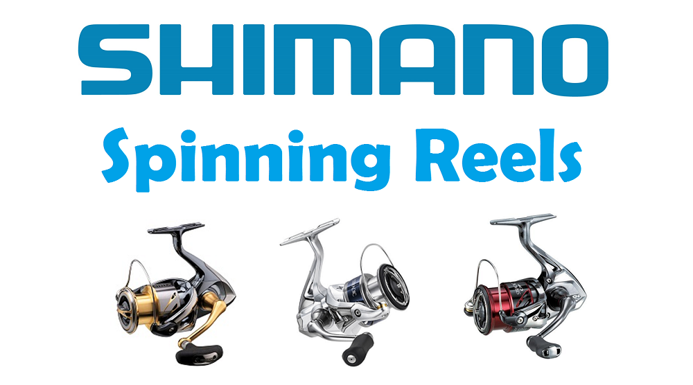 Best Shimano Spinning Reels (AUGUST) 2019 → Buyers Guide
