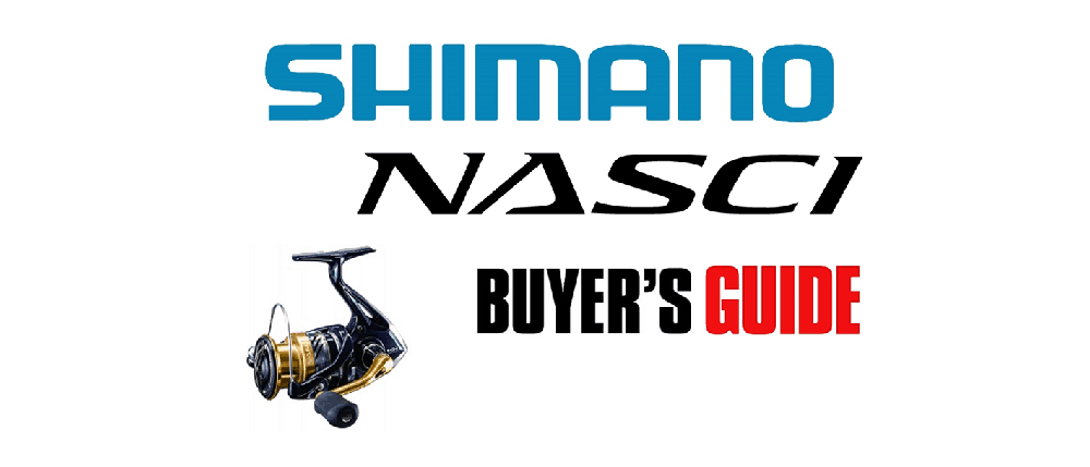 Shimano Nasci Spinning Reel – 2021 Buyers Guide