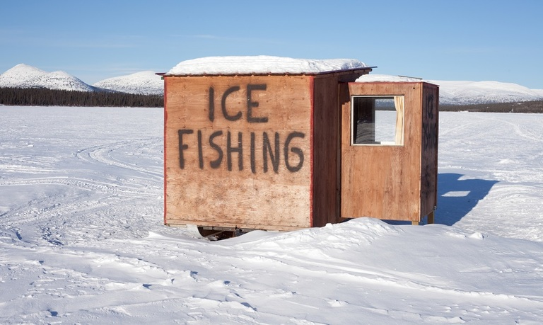 Ice Fishing – How to Fish Through the Winter