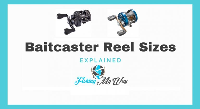 Baitcaster Reel Sizes Explained
