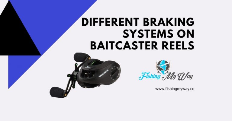 Different Braking Systems on Baitcaster Reels