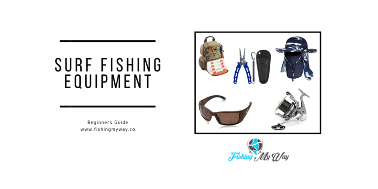 Surf Fishing Equipment Basics | Beginners Guide