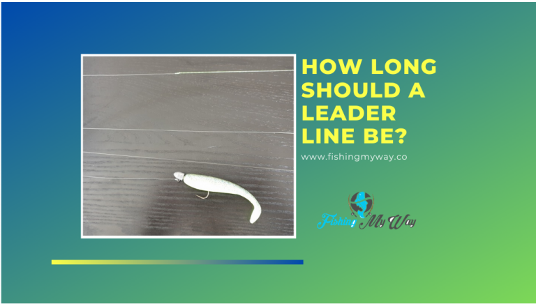 How Long Should a Leader Line Be?