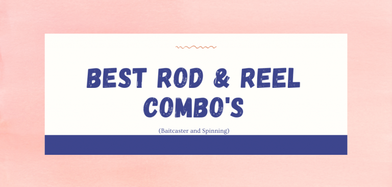 Best Rod and Reels Combos (Baitcaster and Spinning)